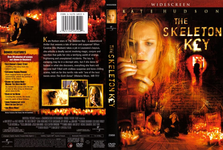 Skeleton key movie