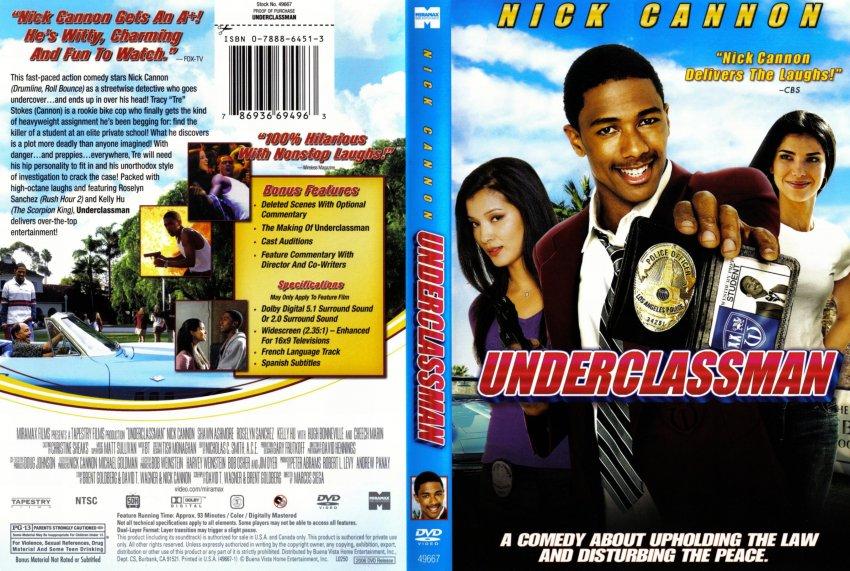 Movie underclass man