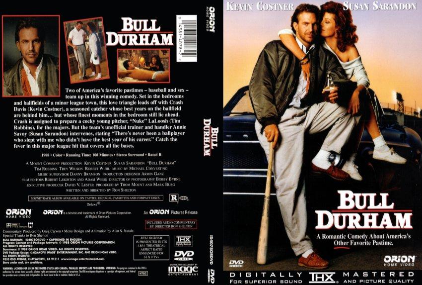 bull durham movie dvd scanned covers 211bulldurham