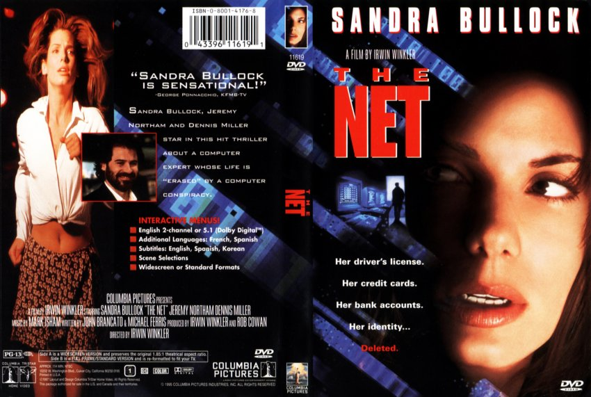 the net movie dvd scanned covers 211net scan hires