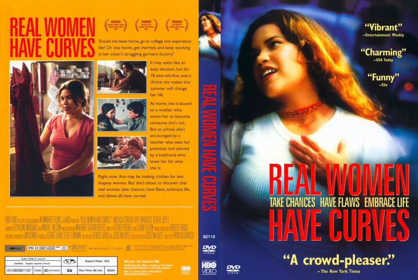 the movie real women have curves essay