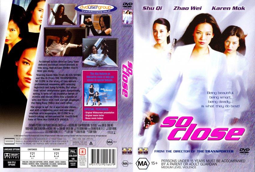 So Close (Büyük Takip) ( DVD ) Fiyatı - Taksit Seçenekleri