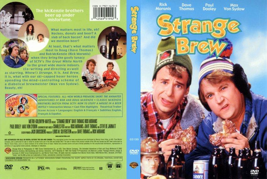 Strange brew movie posters