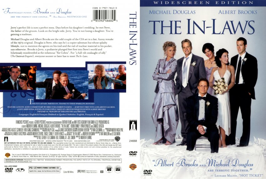 the inlaws movie dvd scanned covers 211the in laws