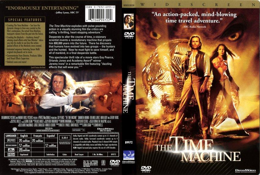 time machine dvd