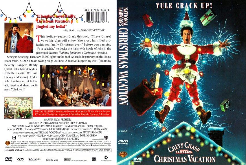 national lampoons christmas vacation - National Lampoons Christmas Vacation Dvd