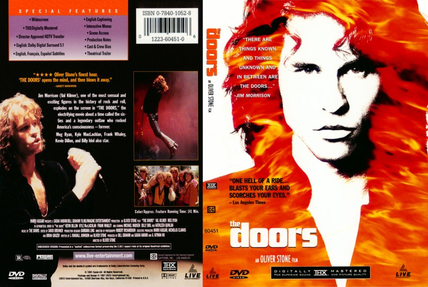 an analysis of the issue with the doors by oliver stones