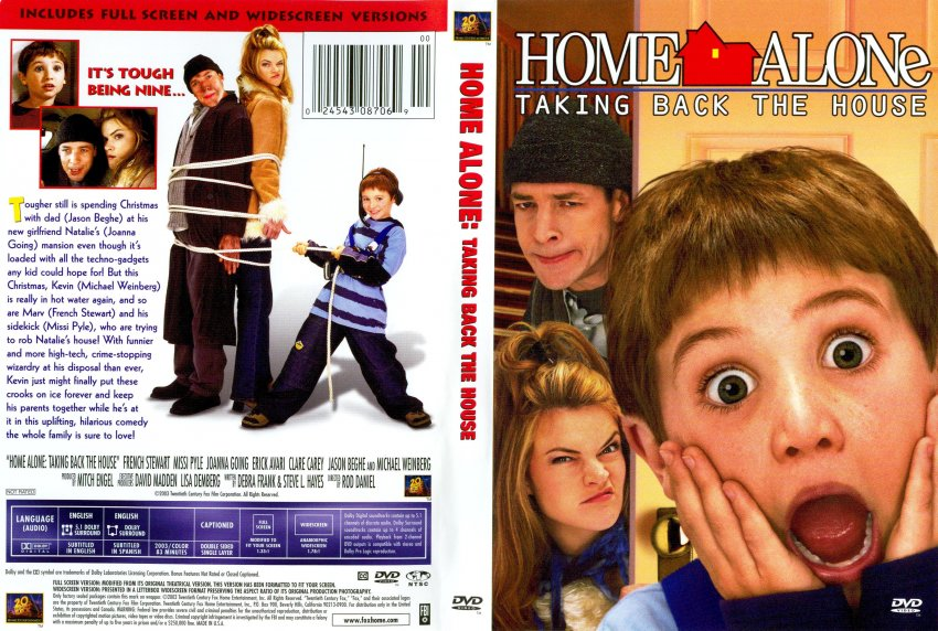 Watch Home Alone Full Movie
