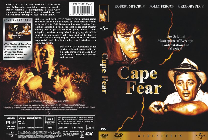 cape fear movie dvd scanned covers 217capefear62 cstm