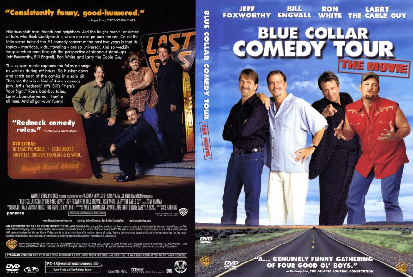 Blue Collar Comedy Tour The Movie Trailer