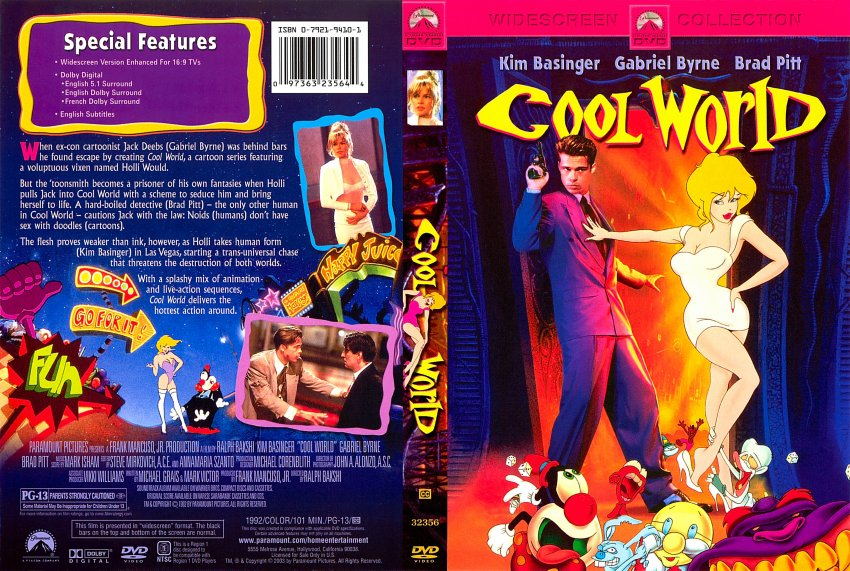 6884 Cool World 1992 Alex S 10 Word Movie Reviews