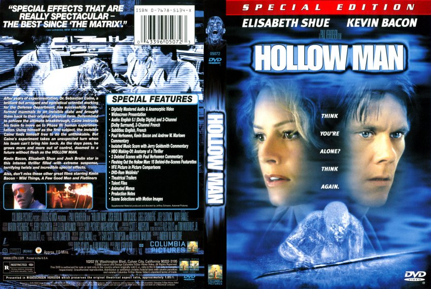 hollow man hollowman