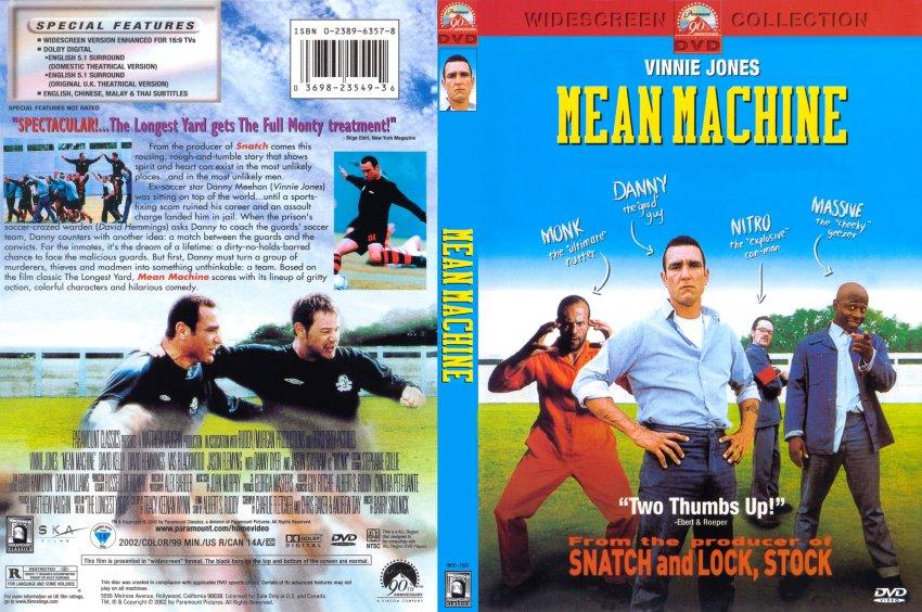 Mean Machines Movie Mean Machine