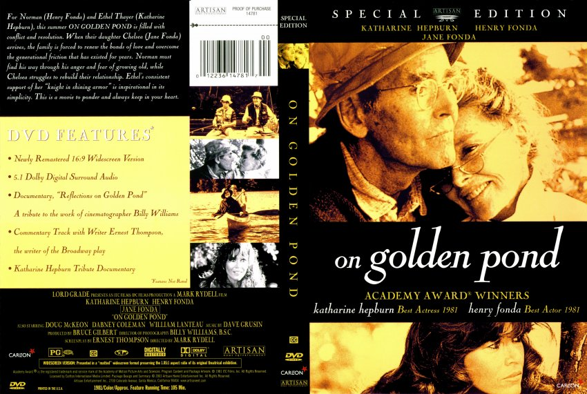 an analysis of the relationships in on golden pond by ernest thompson On golden pond reviews : on golden a solid staging of ernest thompson's on golden pond and patiently and their relationship could serve as a role model.