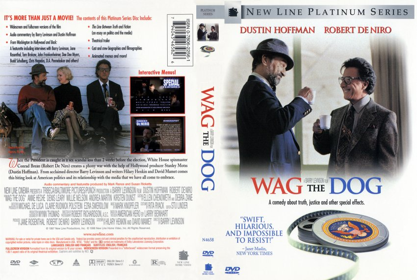 a review on the movie wag the dog