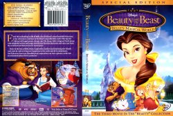 beauty and the beast bell's magical world
