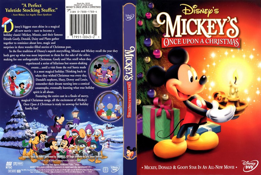 mickey mouse entertaining you this christmas photo credit httpwww - A Walt Disney Christmas Dvd