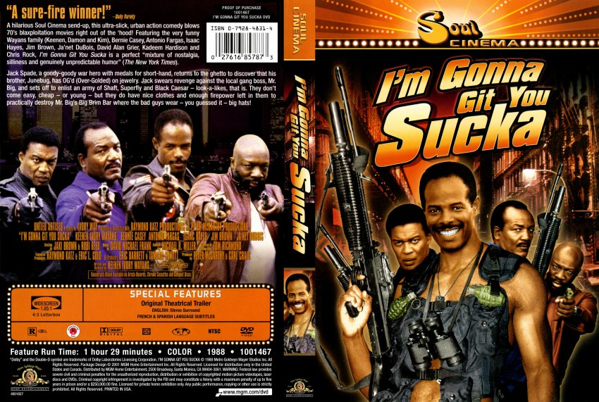 Im gonna get you sucker movie