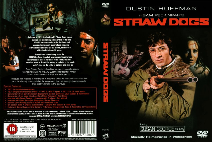 Video Game Straw Dogs