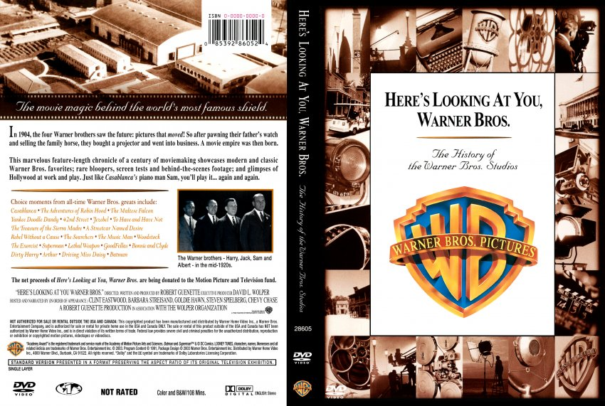 Here's Looking at You Warner Bros. DVD