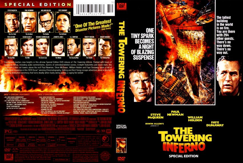 towering inferno free online movie