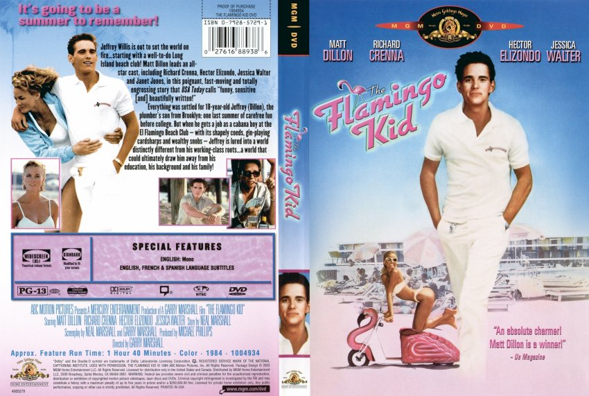 Flamingo Kid Movie