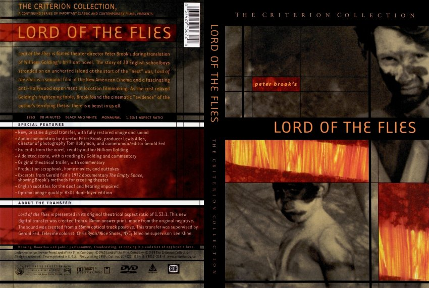 thesis lord of the flies