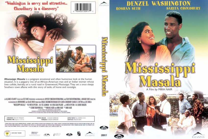 review on mississippi masala What do people think of mississippi masala see opinions and rankings about mississippi masala across various lists and topics.