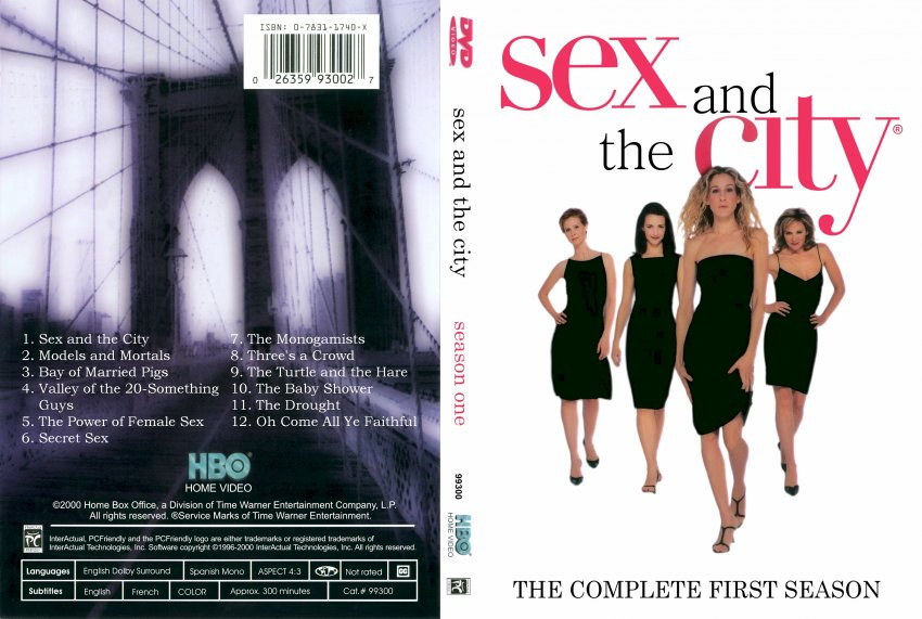 Sex and the city episodes scripts