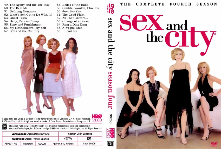 Sex and the city season one dvd
