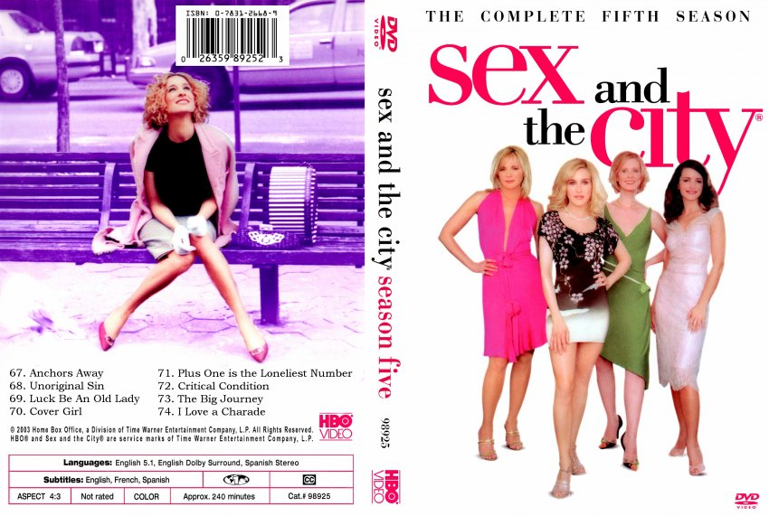 Dvd sex and the city movie