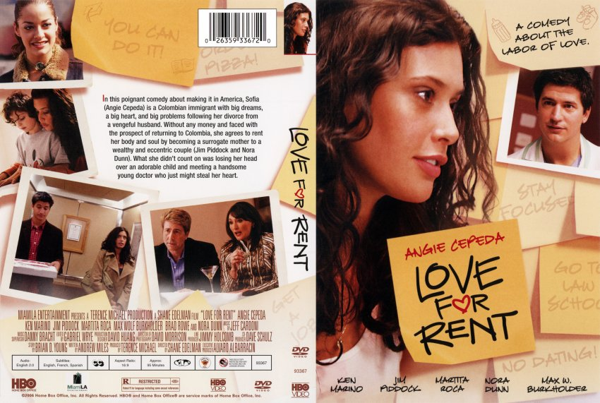 love for rent movie dvd scanned covers 316love for