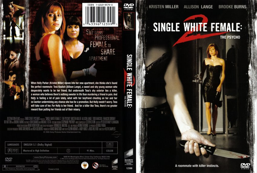 Single White Female 2: The Psycho 2005 - Rotten Tomatoes
