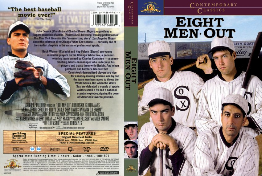 eight men out - photo #7