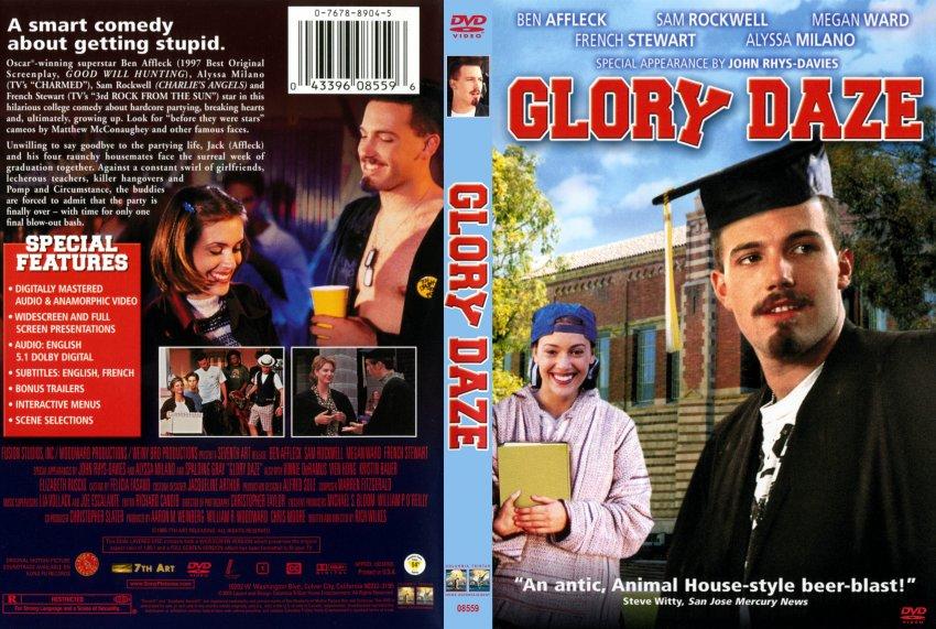 glory daze movie dvd scanned covers 349glory daze