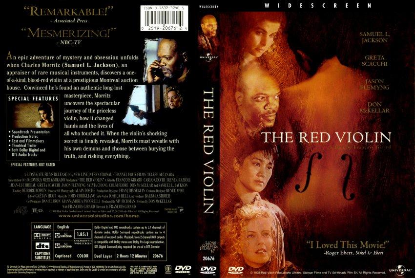 The Red Violin1998FullHDMovie