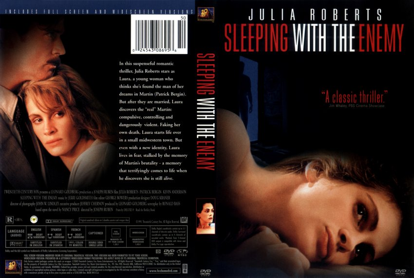 sleeping with the enemy Watch sleeping with the enemy online sleeping with the enemy the 1991 movie reviews, trailers, videos and more at yidio.