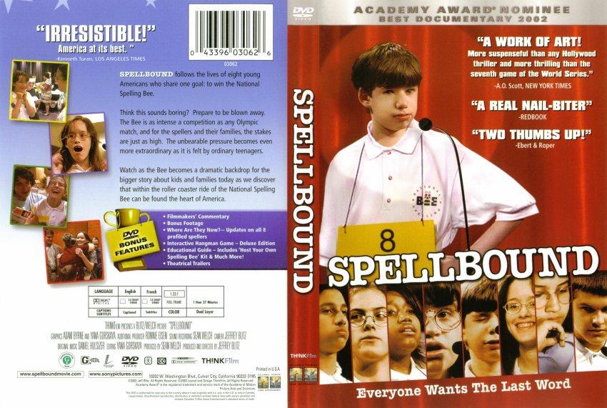 Spellbound Movie Dvd Scanned Covers 349spellbound