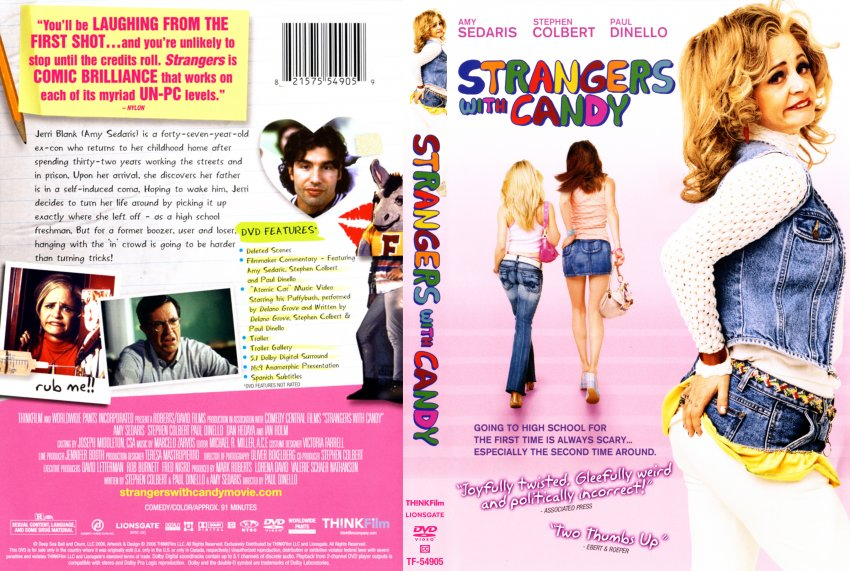 Strangers with Candy Movie