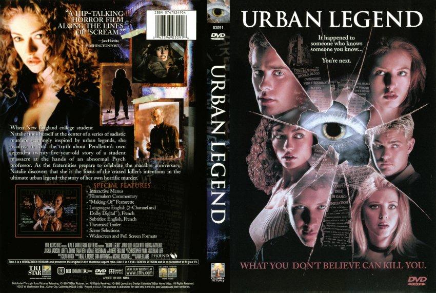 Urban Legends Movie Urban Legend