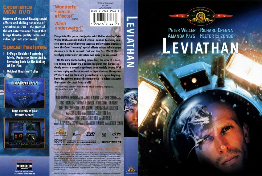Leviathan - Movie DVD Scanned Covers - 369leviathan us ...  Leviathan - Mov...