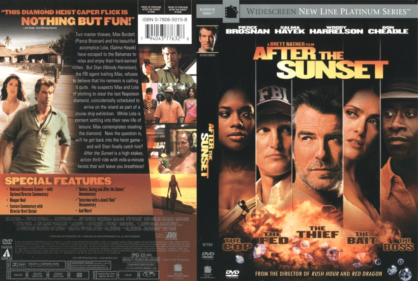 After the sun set movie