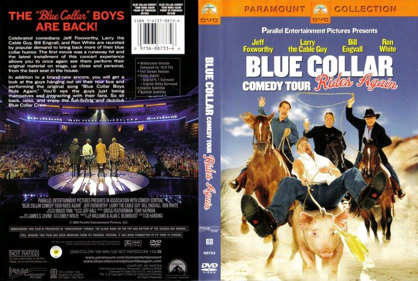 Blue Collar Tour Dvd