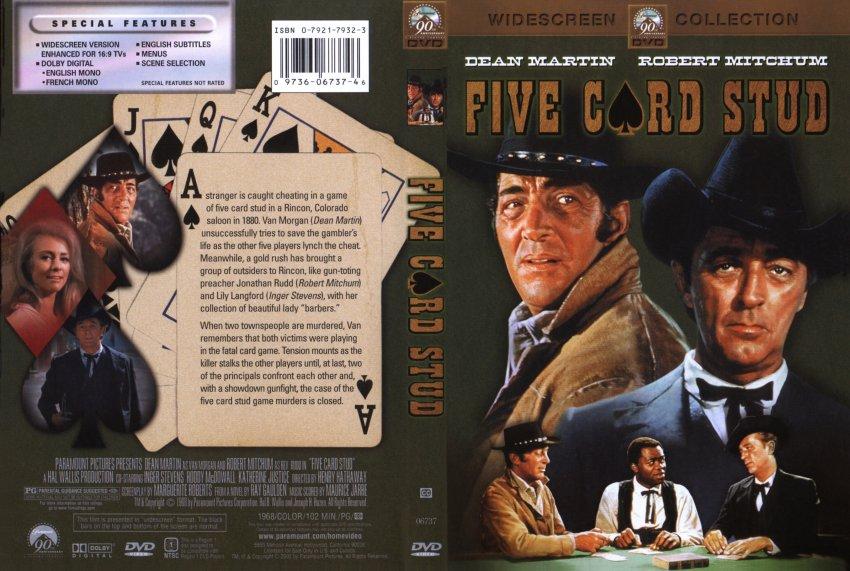 5 card stud the movie