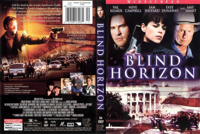 Blind Horizon Movie Dvd Scanned Covers 432blind
