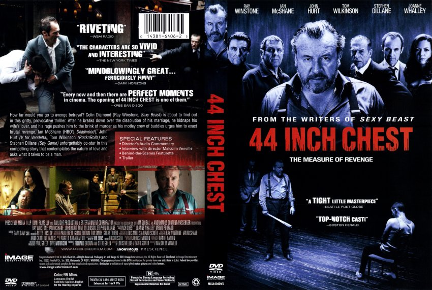 44 Inch Chest Movie Dvd Scanned Covers 44 Inch Chest