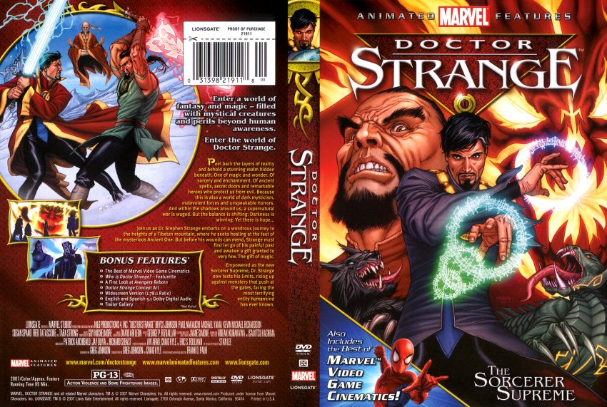 doctor strange 2007 free download