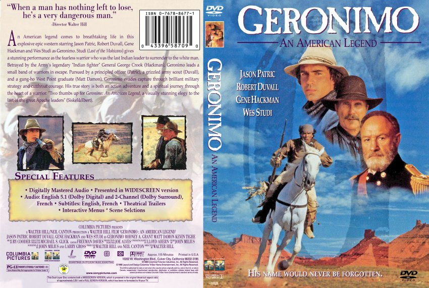 geronimo a great warrior of america