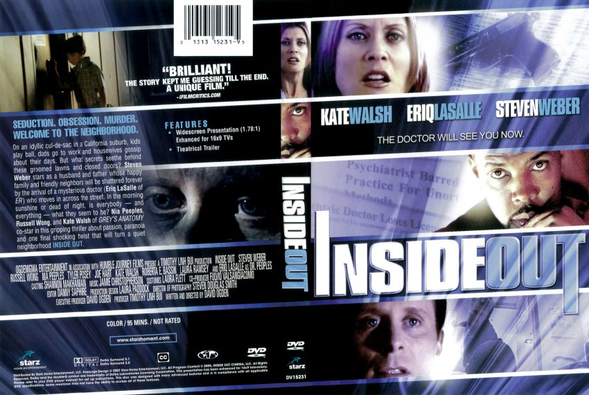 Inside out movie dvd scanned covers 517106 06 2007 08 for Inside 2007 film