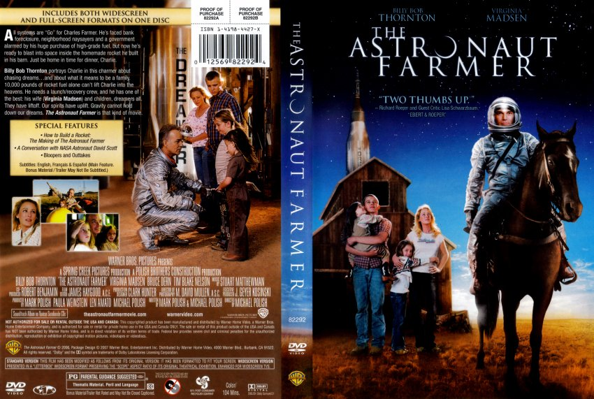 watch the astronaut farmer - photo #22